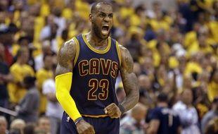 LeBron James a dépassé Kobe Bryant hier, à Indianapolis...