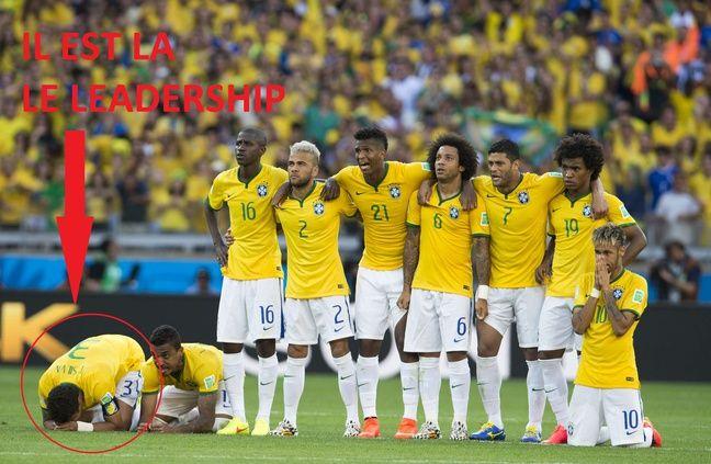 Le leadership de Thiago Silva, version 2014