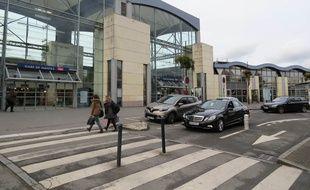 La gare SNCF sud de Nantes (illustration).