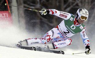 Le skieur français Alexis Pinturault, le 15 février 2013 à Schladming