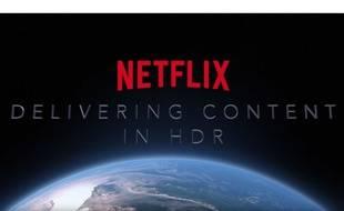 Netflix propose de nombreux contenus en HDR.