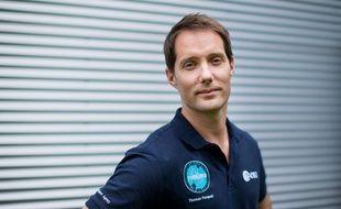 L'astronaute Thomas Pesquet.