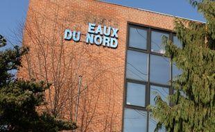 Un bâtiment des Eaux du Nord. (Archives)
