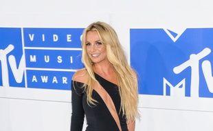 La chanteuse Britney Spears aux MTV Video Music Awards