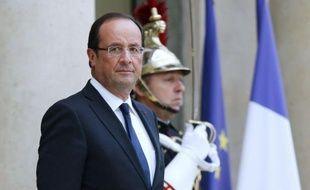 François Hollande a reçu jeudi après-midi à l'Elysée les représentants des principales ONG environnementales à la veille de l'ouverture de la conférence sur l'environnement vendredi à Paris, a-t-on appris auprès de la présidence de la République et des associations.