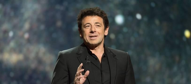 Patrick Bruel lors de la cérémonie des César 2016