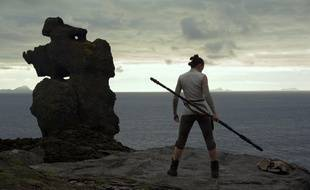 Daisy Ridley dans Star Wars - Les derniers Jedi de Rian Johnson