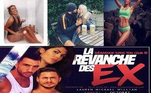 Carla des «Marseillais», Nikola et Jessica, Tatiana de «Secret Story» et les candidats de «La Revanche des ex» monnaient leur popularité.