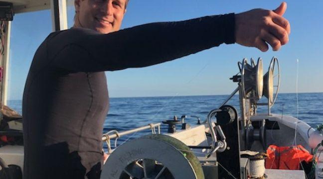 « Un choix pour pêcher toute ma vie », Fabien, le professionnel raisonnable