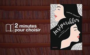 «Inséparables» par Sarah Crossan chez Rageot Editeur (416 p., 14,90€).