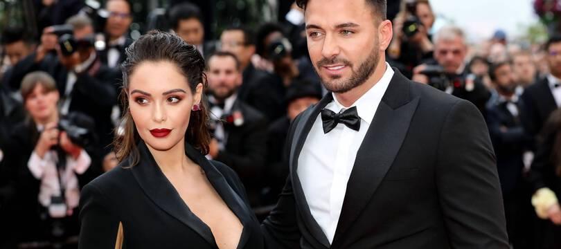Nabilla et Thomas au festival de Cannes en 2019.