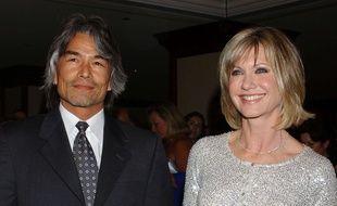 Olivia Newton-John et son petit-ami Patrick McDermott, porté disparu depuis 2005