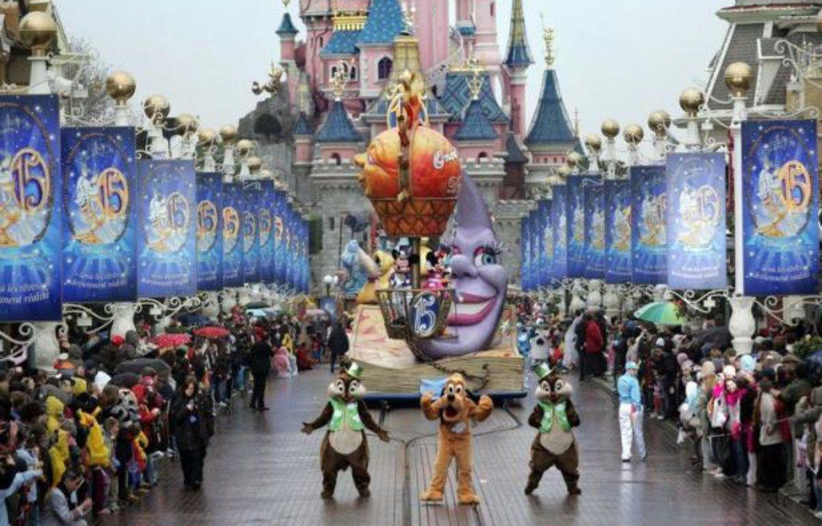 """Le tribunal des affaires de sécurité sociale (TASS) des Yvelines a condamné Euro Disney pour """"faute inexcusable"""" après un accident du travail dont a été victime l'un de ses anciens cascadeurs en 2006, a-t-on appris mercredi. – Francois Guillot AFP"""
