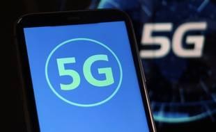 La 5G est déjà accessible en France mais pas encore dans l'agglomération nantaise.