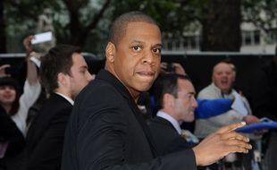 Le rappeur Jay-Z