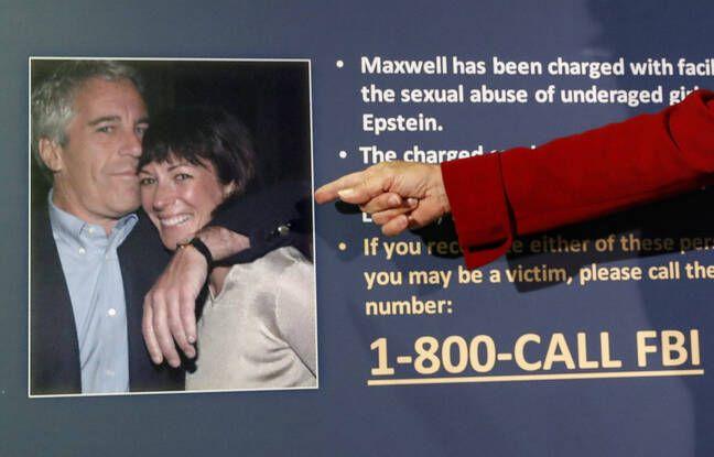 648x415 photo jeffrey epstein ex compagne ghislaine maxwell presentee justice new york 2 juillet 2020