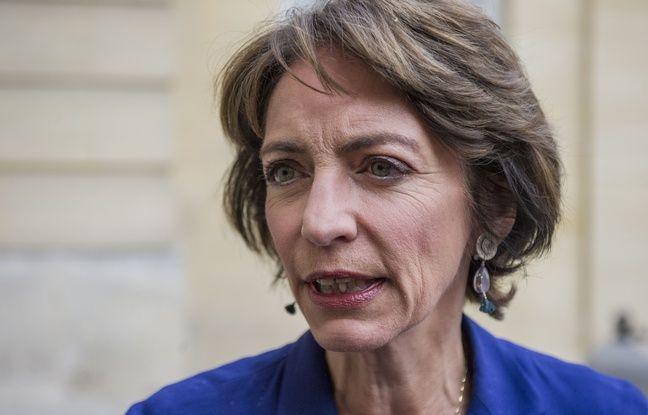 Marisol Touraine, ministre de la Santé, le 2 octobre 2014 à Paris.