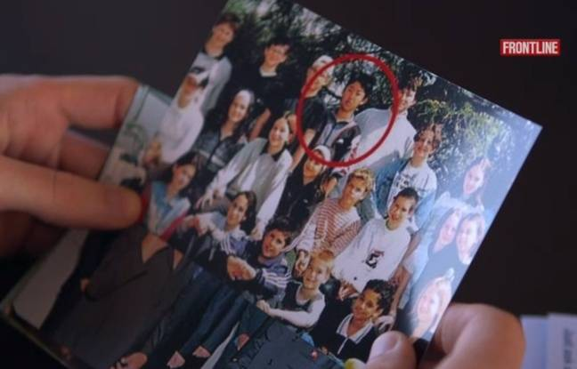 Un camarade de classe affirme qu'il s'agit d'une photo de Kim Jong-un quand il était scolarisé en Suisse, à la fin des années 90.