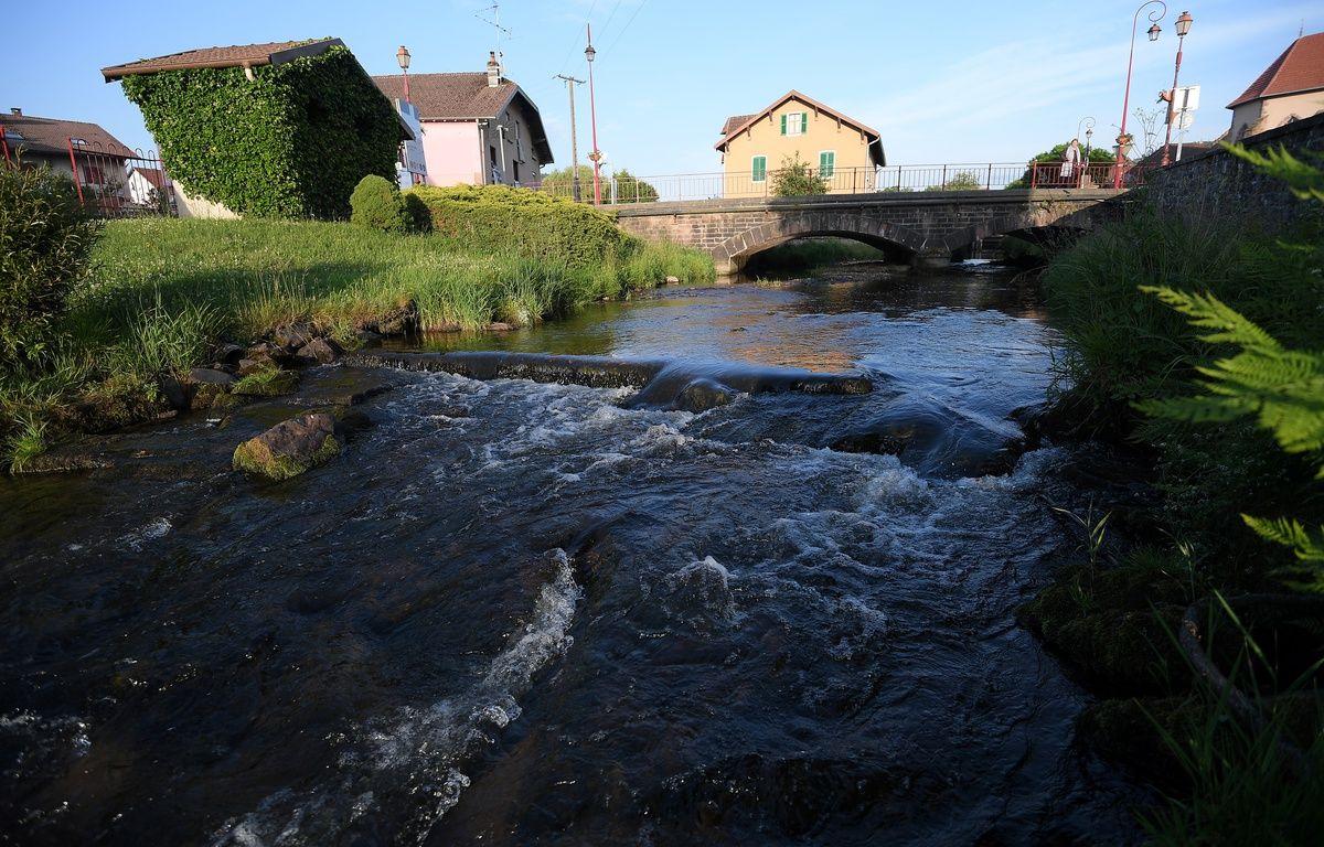C'est dans la Vologne, une rivière des Vosges, que le corps du petit Grégory, 4 ans, a été découvert en 1984. – Patrick HERTZOG / AFP