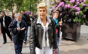 Frigide Barjot, le 29 mai 2013 à Paris.