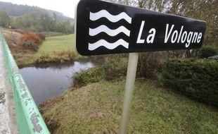 La rivière La Vologne dans les Vosges où le petit Grégory Villemin a été retrouvé mort. (Illustration)