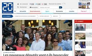Homepage de