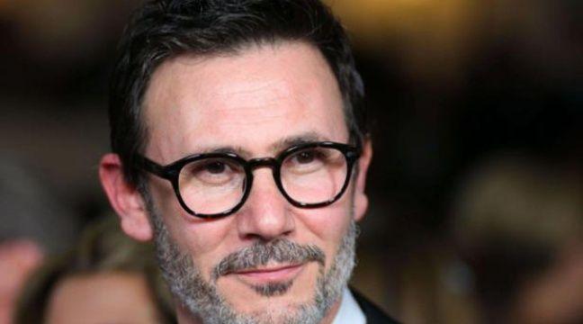 Michel Hazanavicius, le réalisateur du film «The Artist», à la cérémonie des Directors Guild Awards à Los Angeles, le 28 janvier 2012. Il remporte le prix du meilleur réalisateur.  – MCMULLAN CO/SIPA