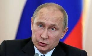Vladimir Poutine le 3 septembre 2013 à Moscou.