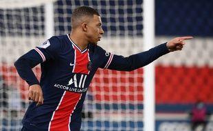 Mbappé buteur contre Montpellier