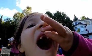 Capture écran vidéo Youtube/Ursula Slatin 16 septembre 2015.