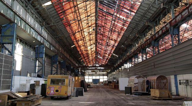 On sait ce qu'il y aura dans la halle G1 de l'usine Five Cail à Lille
