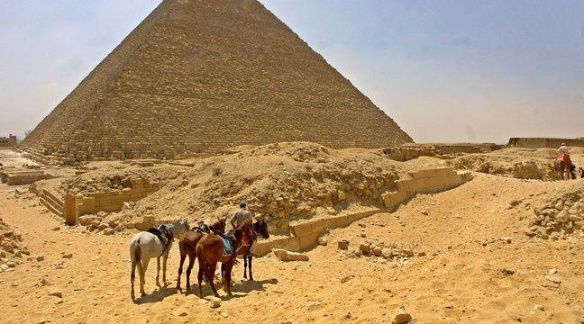Un égyptologue décrypte la vidéo de Squeezie sur les pyramides d'Egypte