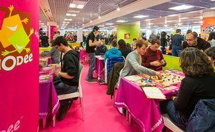Le Festival international des jeux (ici en 2016) ne s'est pas tenu à Cannes cette année