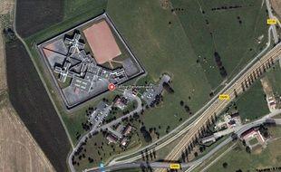 La prison de Maubeuge, dans le Nord.