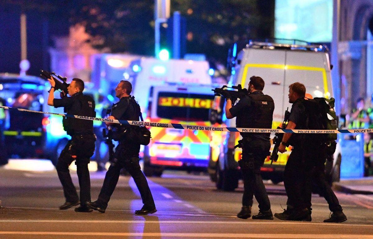 Trois incidents ont été signalés dans le centre de Londres, le 3 juin 2017. – B. Cawthra/Shutterstoc/SIPA