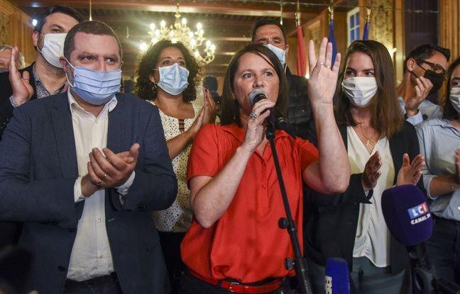 Résultats des municipales à Nantes: Une réélection «nette et légitime» pour Johanna Rolland (PS)