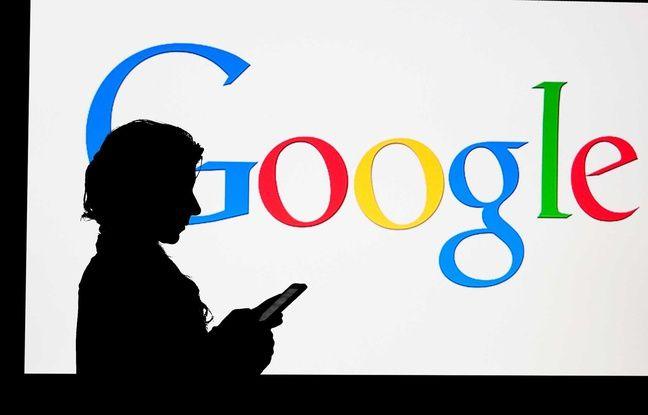 Le logo de Google (illustration)
