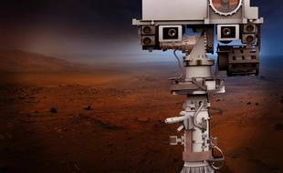 Le nouveau Rover, qui sera envoyé sur Mars par la Nasa en 2020, sera doté d'un micro.