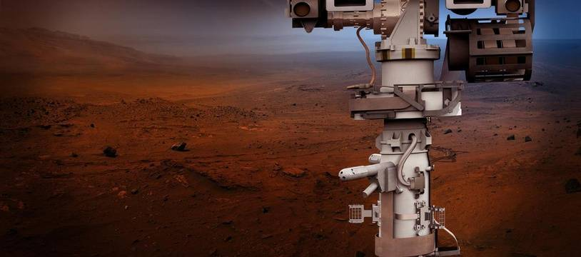Le nouveau Rover, qui sera envoyé sur Mars par la NASA en 2020 pourra détecter d'éventuelle traces de vie.