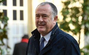 Didier Guillaume, ministre de l'agriculture, à Matignon le 29 avril 2019.