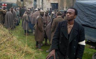 Marc Zinga dans Nos patriotes de Gabriel Le Bomin