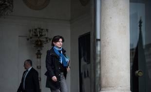 Roxana Maracineau, ministre des Sports.
