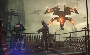 «Killzone Shadow Fall», un FPS en exclusivité sur PlayStation 4.