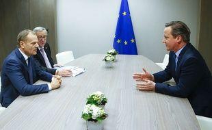 Les négociations entre l'Europe et le Royaume-Uni ont commencé ce jeudi à Bruxelles.