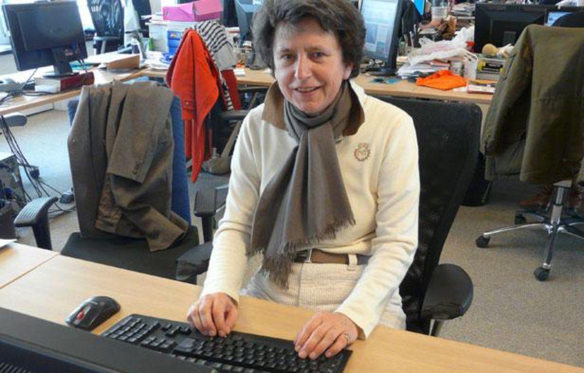 Simone Wapler, auteure de «Comment l'Etat va faire main basse sur votre argent» – C.GONTHIER // 20 MINUTES