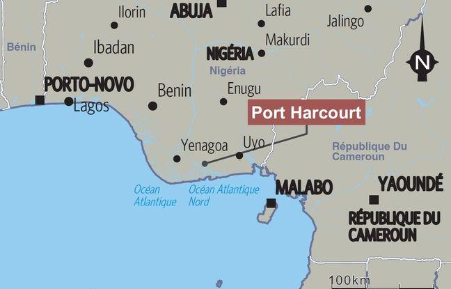 Depuis novembre, une suie noire inquiète les habitants de Port Harcourt.