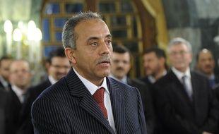 Habib Jemli, le 24 décembre 2011 à Tunis.