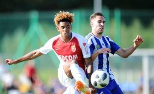 Maillot Domicile AS Monaco Willem GEUBBELS