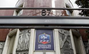 Le siège de la Fédération Française de Football à Paris (illustration).