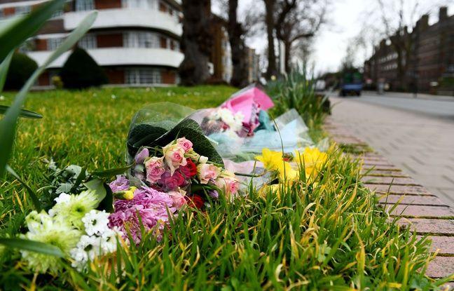 648x415 fleurs deposees hommage sarah everard poynders road quartier clapham